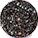 1 x Oja semipermanenta Cupio To Go! Glitter Splash - Crystal Black  +   0,00lei