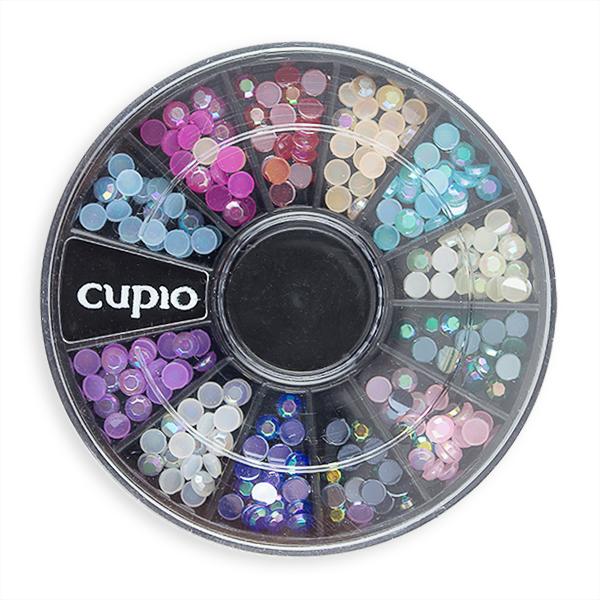 Carusel mini-buline colorate effect