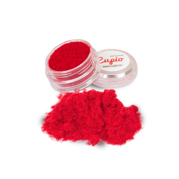 Catifea Unghii Pure Red
