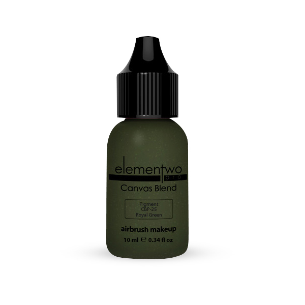 Pigment profesional Element Two - Royal Green 10ml