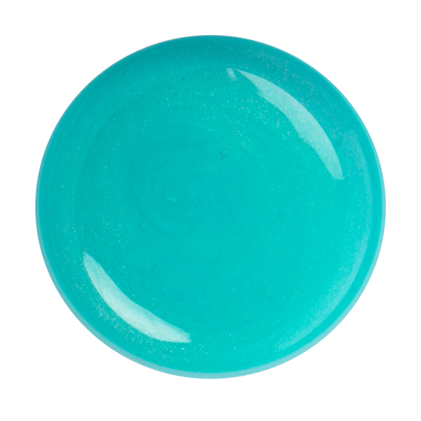Gel Color Cupio Caribbean Blue