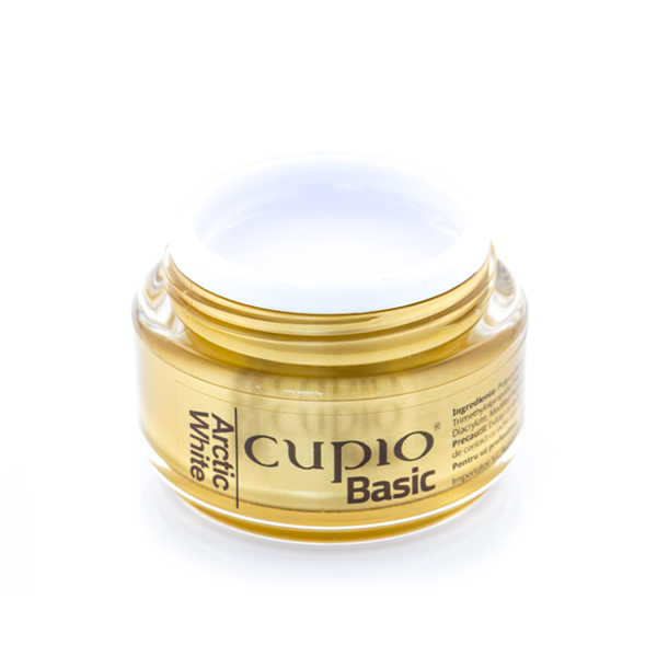 Cupio Basic Arctic White 15 Ml