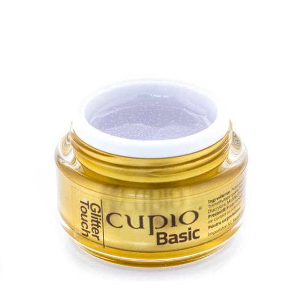 Cupio Basic Glitter Touch 15 Ml