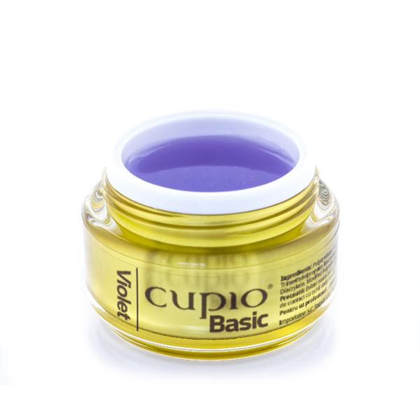 Cupio Basic Violet Gel 15 Ml