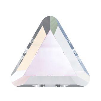 Swarovski 6.4*4.2 mm Crystal AB 12 buc