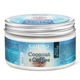 Unt de corp Organic Cocos&Cafea 250ml