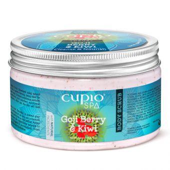 Body Scrub Organic Goji Berry&Kiwi 250ml