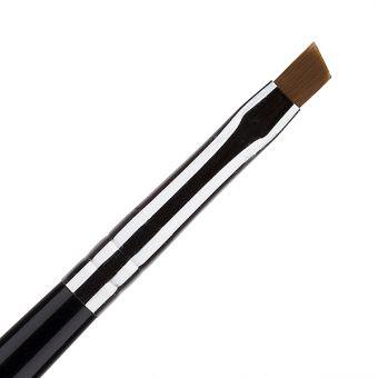 Pensula gel One Stroke metalica Nr.4
