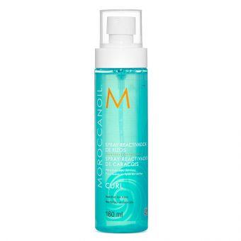 Spray Moroccanoil pentru re-energizarea buclelor 160ml