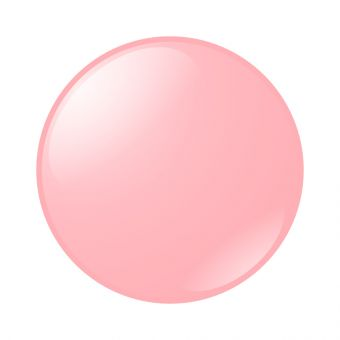 Gel Color One Layer Cute Pink