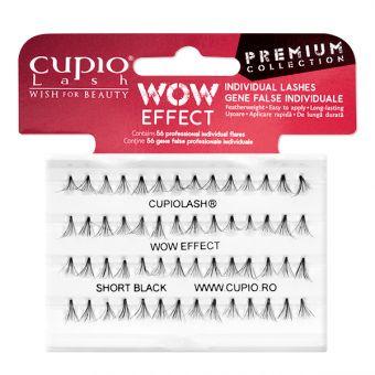 Gene CupioLash WOW Effect Premium - scurte