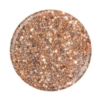 Glitter gel Superstar Cupio Copper