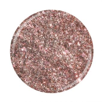 Glitter gel Superstar Cupio Rose Gold