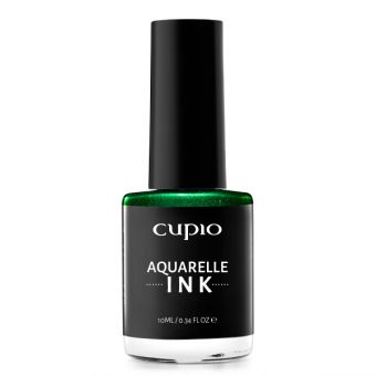Acuarela lichida Aquarelle INK Cupio - Metallic Green