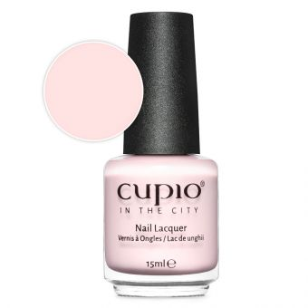 Lac de unghii Cupio in the City - French Baby Pink
