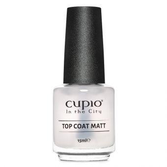 Top Coat Matt Cupio in the City 15 ml