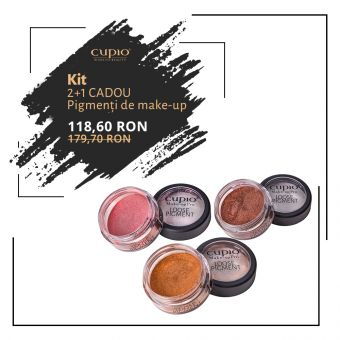Kit 2+1 CADOU - Pigment de make-up