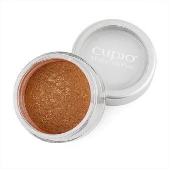Fard de ochi mineral Cupio MKP - Gold Bronze