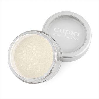 Fard de ochi mineral Cupio MKP - White Gold