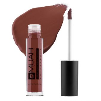 Ruj lichid MUAH Matte Lipcolor - Chocolate Lips