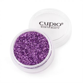 Glitter buze Miss Diamond Lips - Lavander