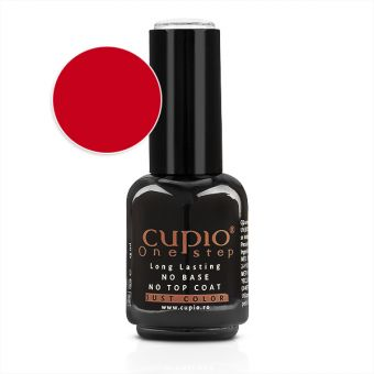 Gel Lac 3 in 1 Cupio One Step Scuderia 15ml - R035