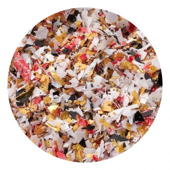 Mix confetti rosu