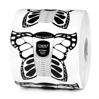 Sabloane constructie plastifiate Fluture - 500 buc
