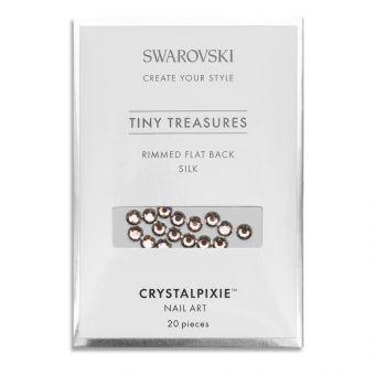 Swarovski Tiny Treasures SS12 Silk 20 buc