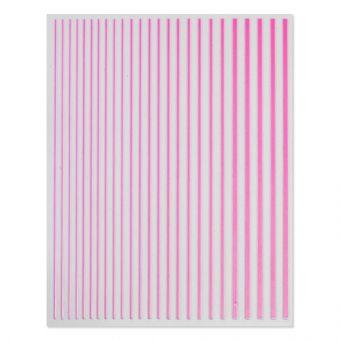 Abtibild unghii Pink Strips