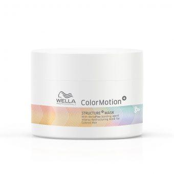 Masca de par restructuranta Wella Professionals Color Motion 150 ml