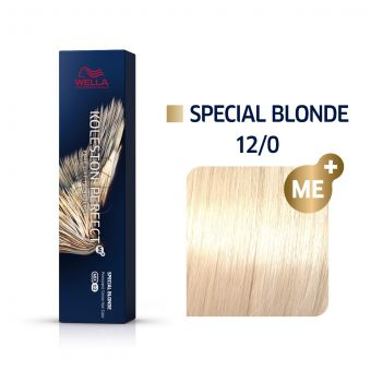 Vopsea de par Wella Professionals Koleston Perfect 12/0 Blond Special Natural
