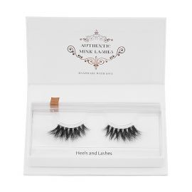 Gene Mink Collection - Heels and Lashes