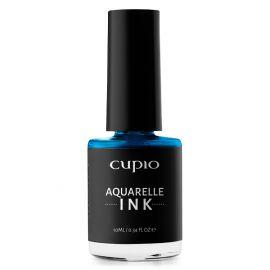 Acuarela lichida Aquarelle INK Cupio - Blue