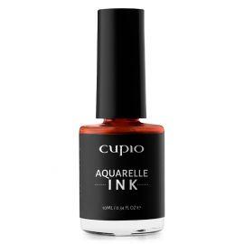 Acuarela lichida Aquarelle INK Cupio - Orange