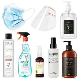 Kit Makeup Safe & Clean