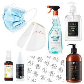 Kit Manichiura Safe & Clean