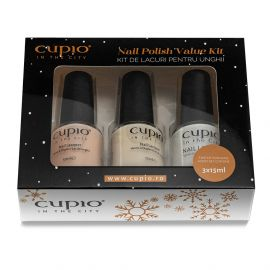 Kit French Manicure Cupio In the City