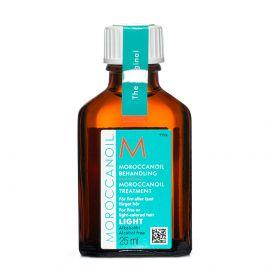 Tratament Moroccanoil Light pentru par blond sau fin 25ml