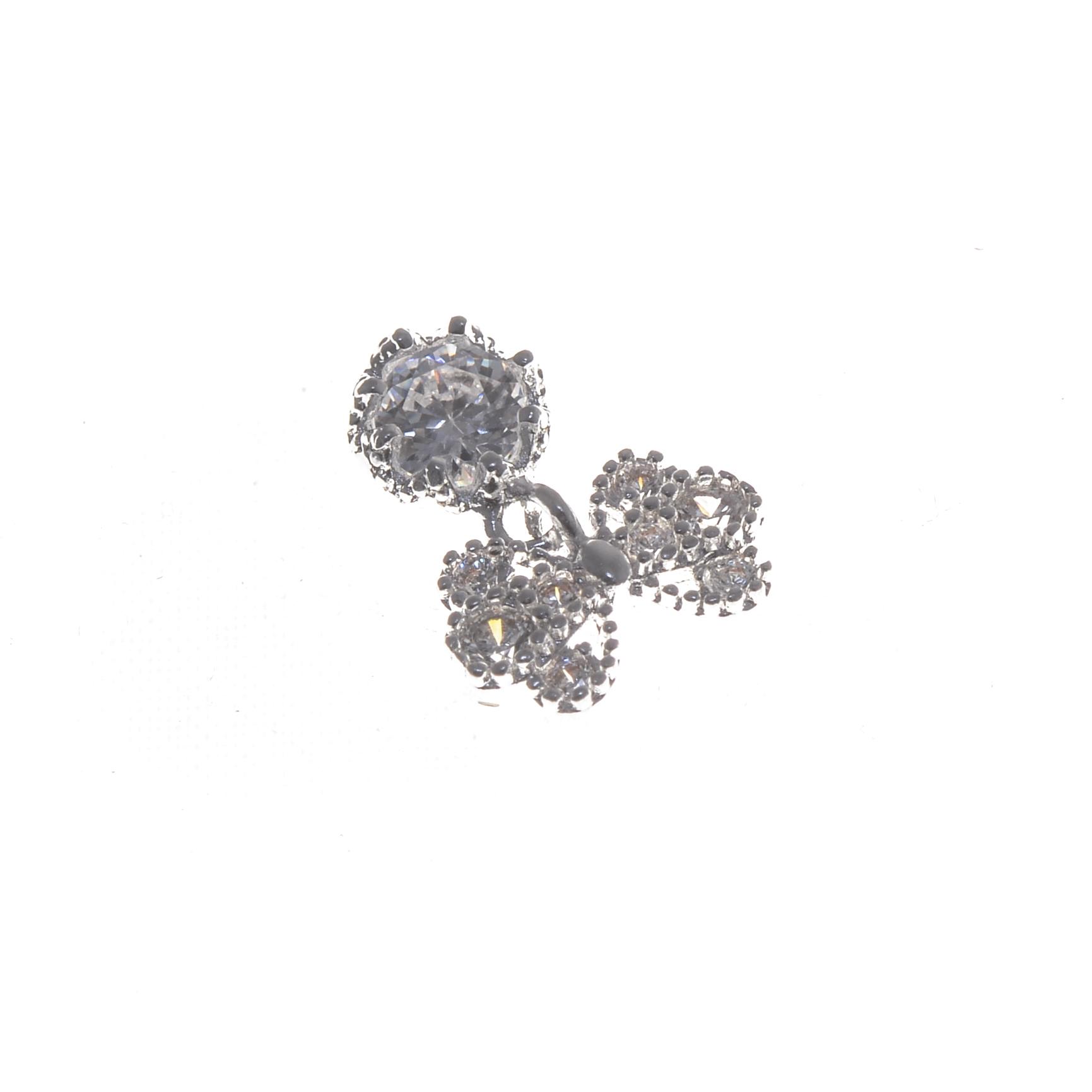 Decor Metalic Nail Art 3d M212