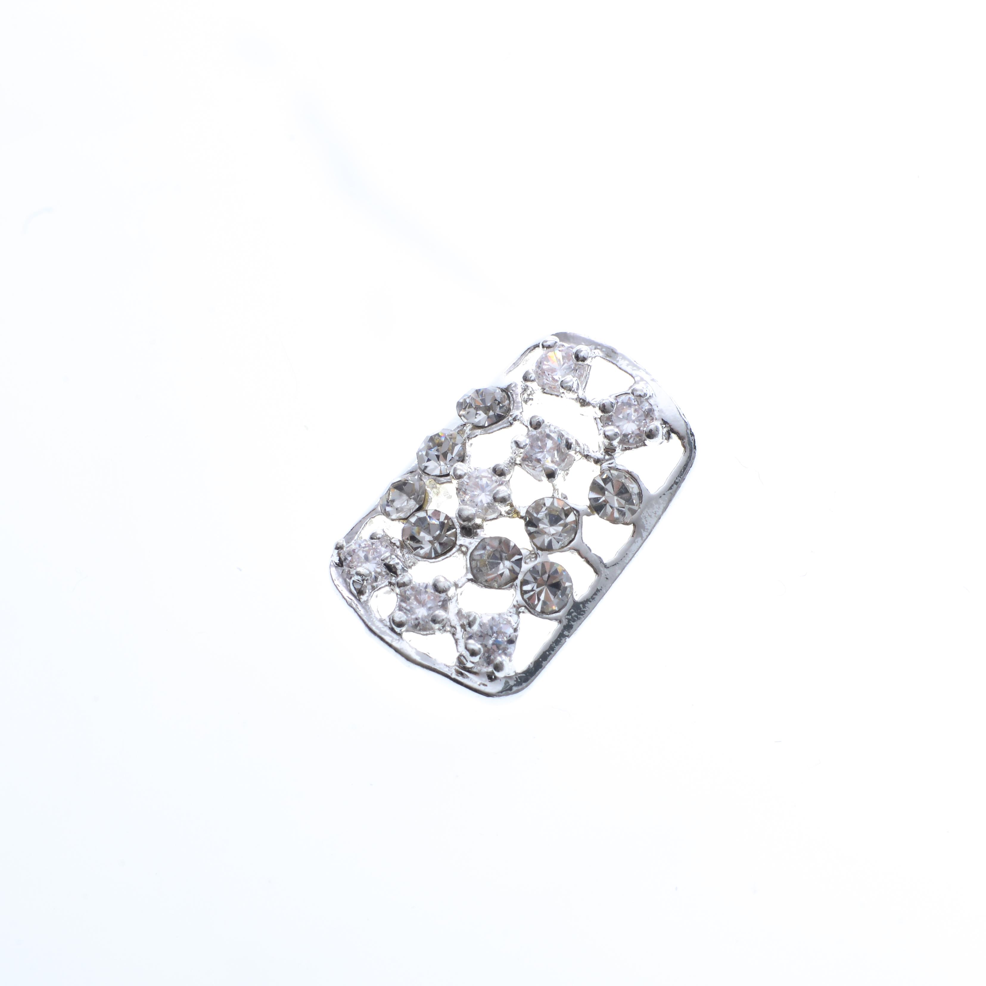 Decor Metalic Nail Art 3d M245