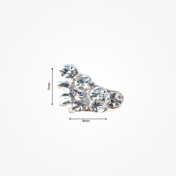 Decor Metalic Nail Art 3d M3