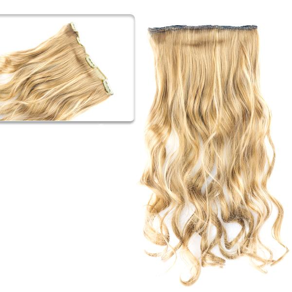 Suvita Extensie Ondulata Clip On Blonda