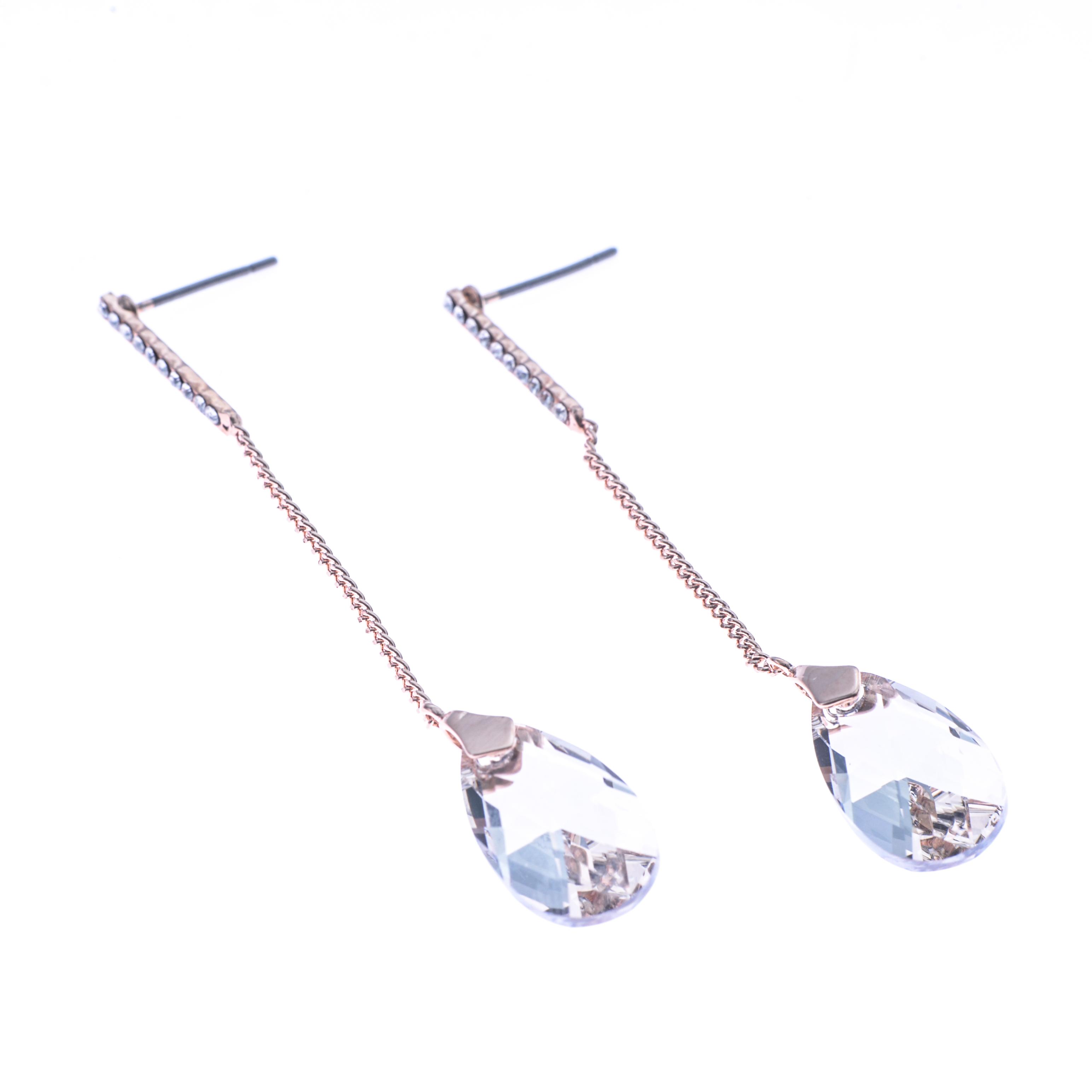 Cercei Swarovski Elements Shocky Diamond