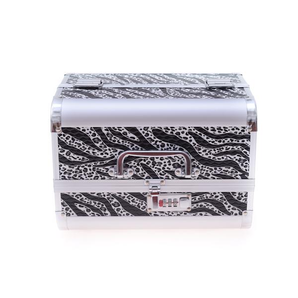 Geanta Cosmetica Animal Print - Zebra