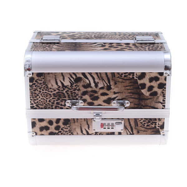 Geanta Cosmetica Animal Print Leopard