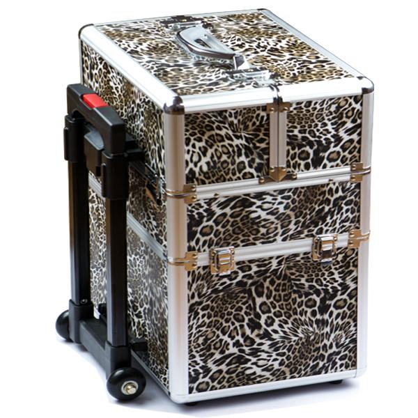 Geanta Cosmetica Leopard