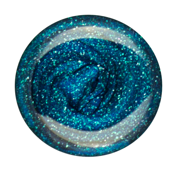 Glitter Gel Cupio Blueberry
