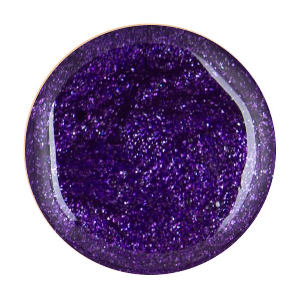 Glitter Gel Cupio Violet