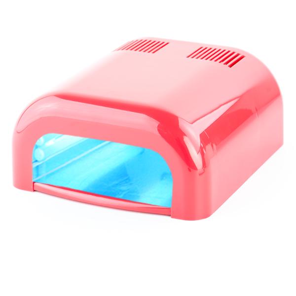 Lampa UV 36W Rosu Neon